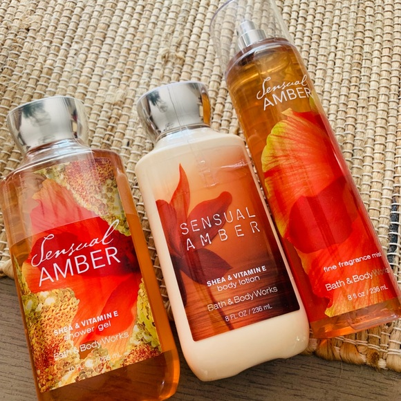 Other - Brand New Bath&Body Works Gift Set - Sensual Amber